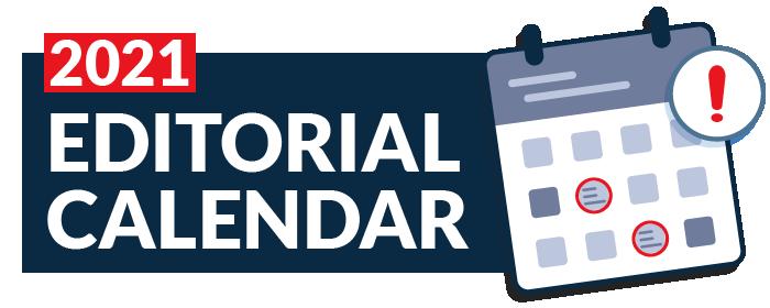 Law360 Editorial Calendar