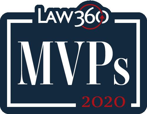 Law360 MVPs 2020