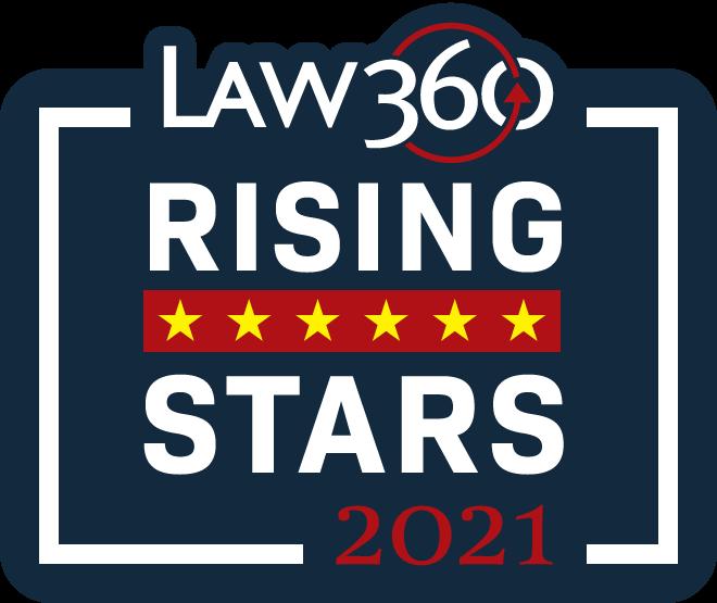 Law360 Rising Stars 2021